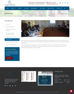 Internal audit tanzania