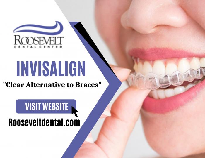 Straighter Teeth for Enhanced Smile