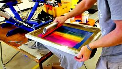 Get Your Business Off the Ground With Screen Printing.