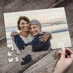 Mother's Day Gift Custom Photo Jigsaw Puzzle 35-1000 Pieces