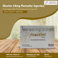 Mostim 24mg Plerixafor Injection Online