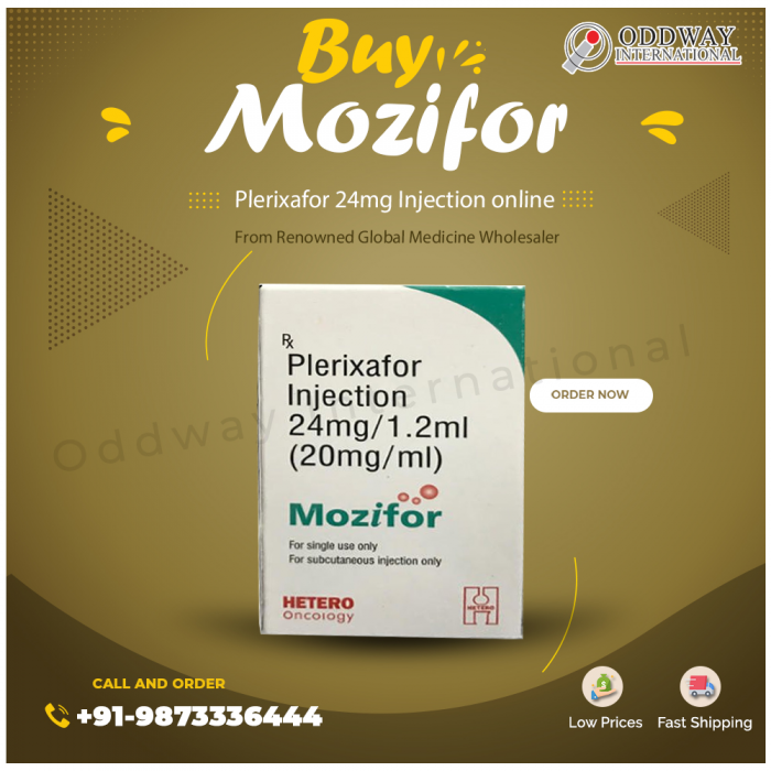 Shop Online Mozifor 24mg Injection At Best Price