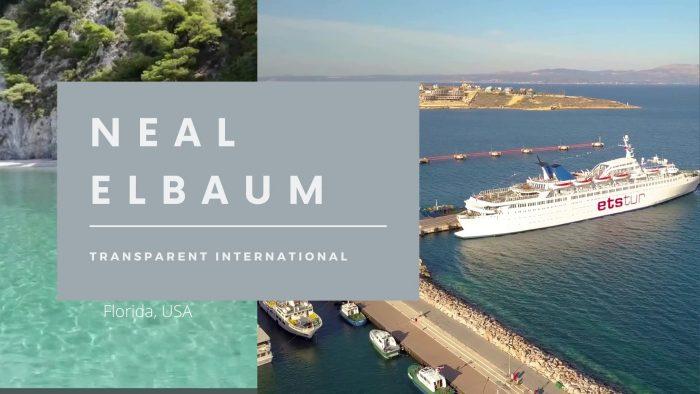 Neal Elbaum an International Shipping Agency.