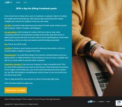 Paid Social Media Jobs Position