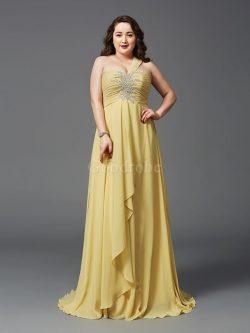 Robe de bal longue de traîne courte lache avec zip de princesse – GoodRobe