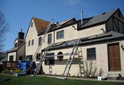 Residential Roof Repair Services in Cleveland
