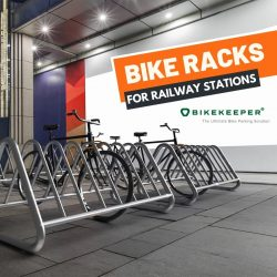 Security Bike Parking Racks for Sale