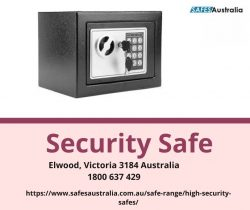 Security Safe -Safes Australia