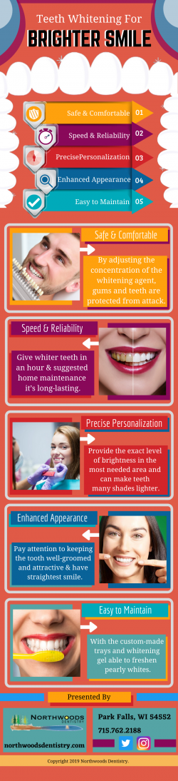 Shining Smile with Teeth Whitening