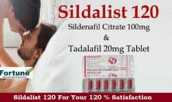 Sildalist 120 For Your 120 % Satisfaction