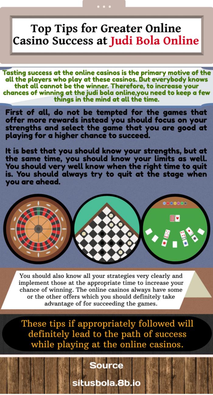 Looking to win big at online gambling
