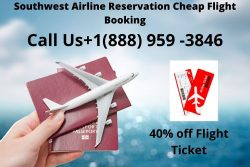 Southwest Airline Reservation Cheap Flight Booking