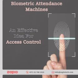 Time & Attendance Software Dubai | Zapio Technology