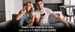 Watch CNN Channel On ROku