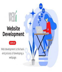 Web development & Web Hosting