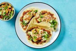 Pulled mushroom Meat tacos