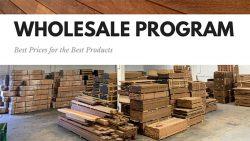 wholesale deck lumber