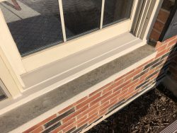 Window frame repair