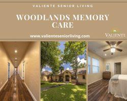 Woodlands Memory Care – Valiente Senior Living