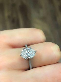 Custom Engagement Rings Vancouver