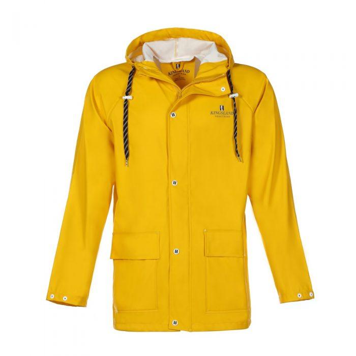 China Pu Raincoat