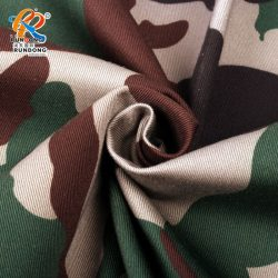 100%cotton Military Camo Digital Woodland Uniform Army Fabric