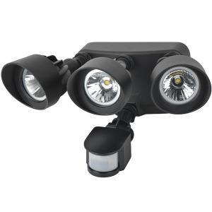 MULTISTAR MSLM63B LED SECURITY LIGHT 220-240 VOLT/ 50-60 HZ, LED SECURITY LIGHT