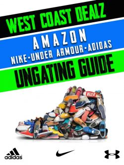 Amazon Sneaker Ungating Guide