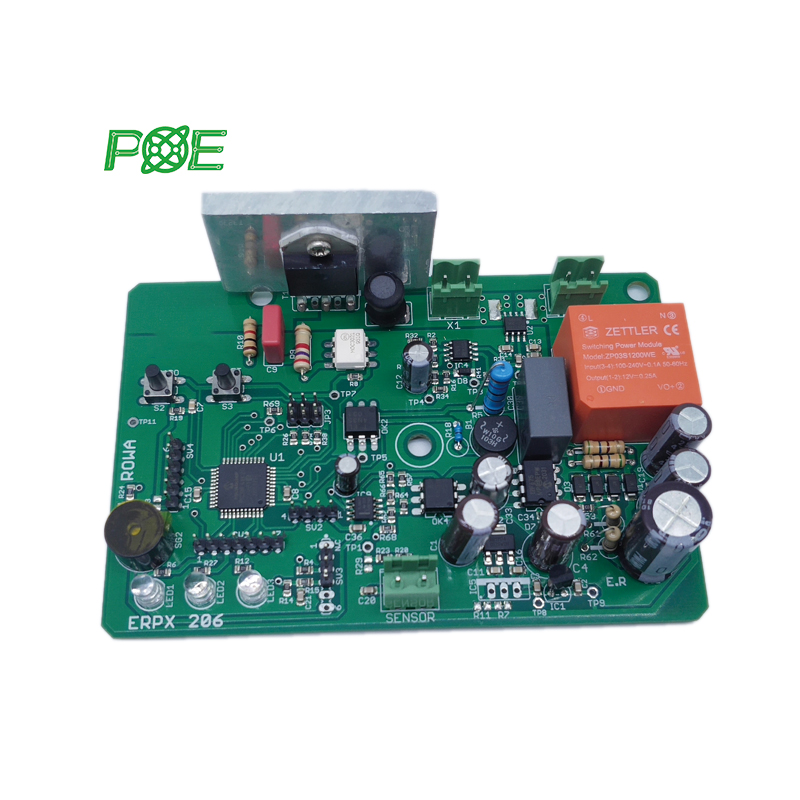 China PCB manufacturing