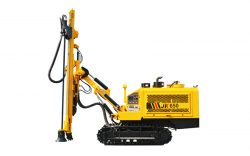 JK650 All In One DTH Drilling Rig