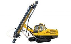 JK810 All In One Hydraulic DTH Drilling Rig