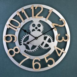 Get Luxury and Modern Wall Clock Decor Online India
