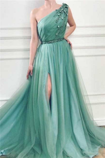 Schlichte Abiballkleider Günstig | Abendkleider Lang Grün