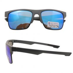 Interchangeable Lenses Mirrored Sunglasses