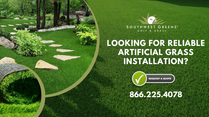 Have an Attractive Home Outdoor with Artificial Turf