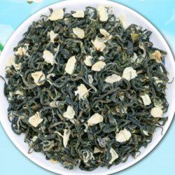 Spring 2021 Harvest Teas Jasmine Dong Ting Bi Luo Chun Green Tea