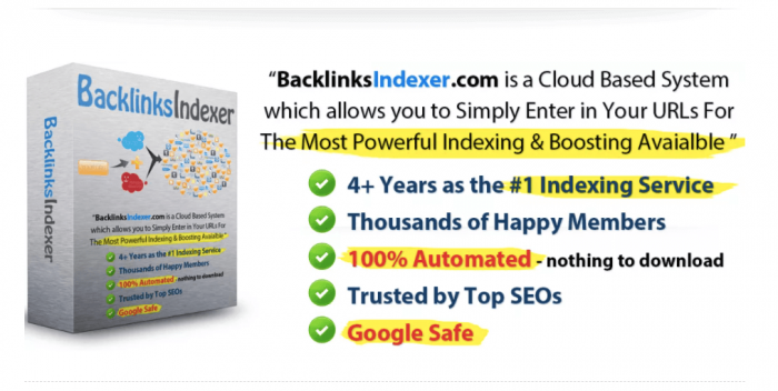 BacklinksIndexer Review – Get Started With Free Trial