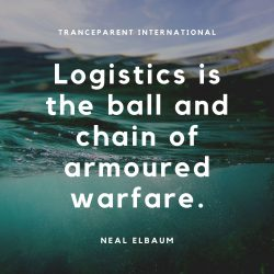 Neal Elbaum an International Shipping Agency.