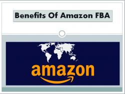 Benefits of Amazon FBA | Nine University