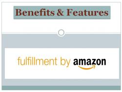 Benefits Of Starting Amazon FBA Business | Nine University