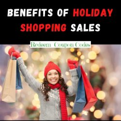 What are the benefits of holiday Shopping sale for retails and consumers?