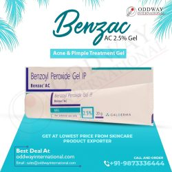 Order Benzac AC 2.5% Gel At Wholesale Cost
