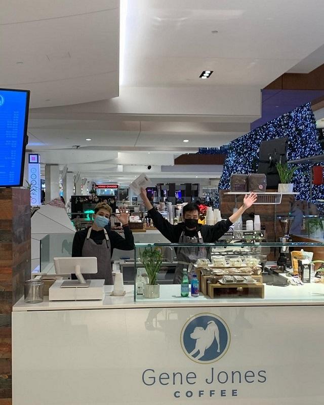 Get the Best Coffee in Houston Galleria