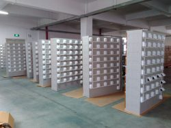 Charging Lockers with High-quality Wires