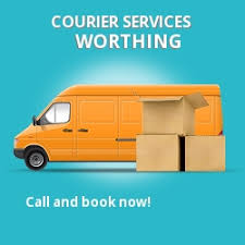 Get the best and affordable courier services in Worthing