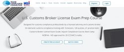 Customs broker course