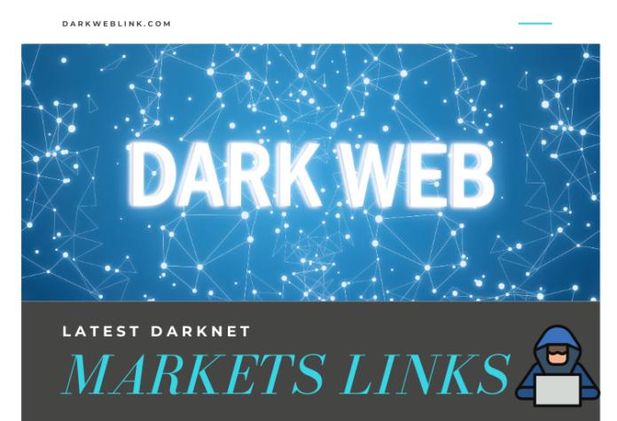 Top Darknet Markets List – Dark Web Links 2021