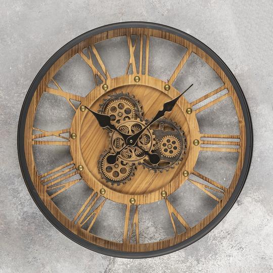 Buy Modern Wall Clock Decor Online India   Dekor Company
