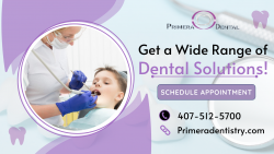 One Stop Solution for All Your Dental Needs!