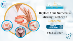 Durable and Natural Looking Dentures!